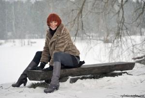 Portret Zimowy