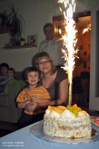 Mama z Jasiem