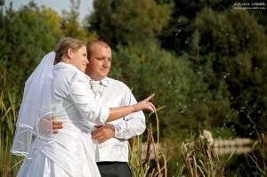 Sesja ślubna Iwony i Krzysztofa