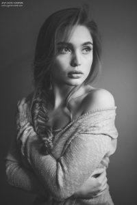 Zdjęcia portretowe - Olga