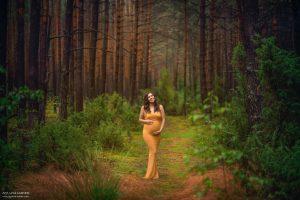 Warsztaty z fotografii ciążowej - Agnieszka