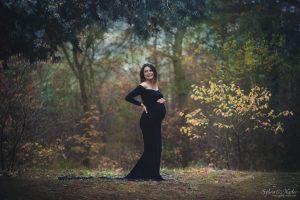 Zdjęcia ciążowe w plenerze – Sylwia